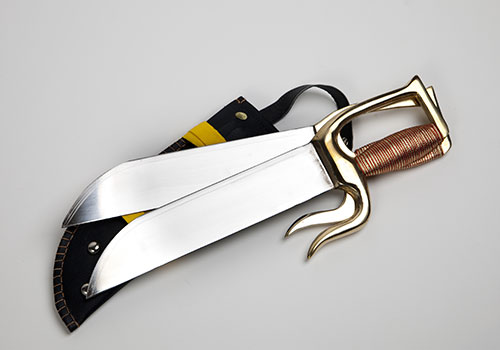 BartChamDao-Doppelmesser